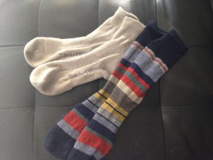 travel socks 123
