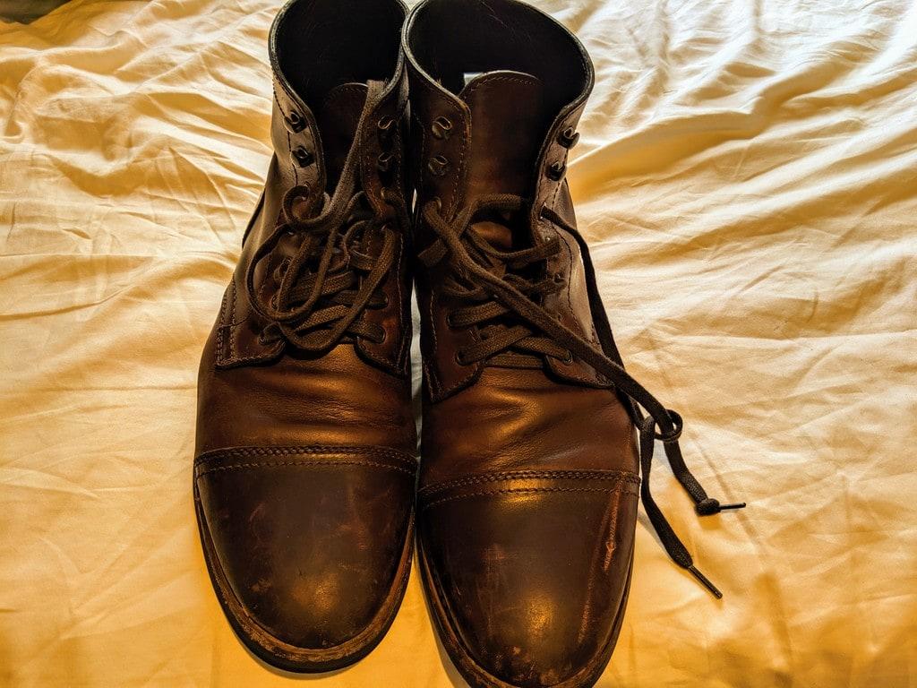 thursday captain boots