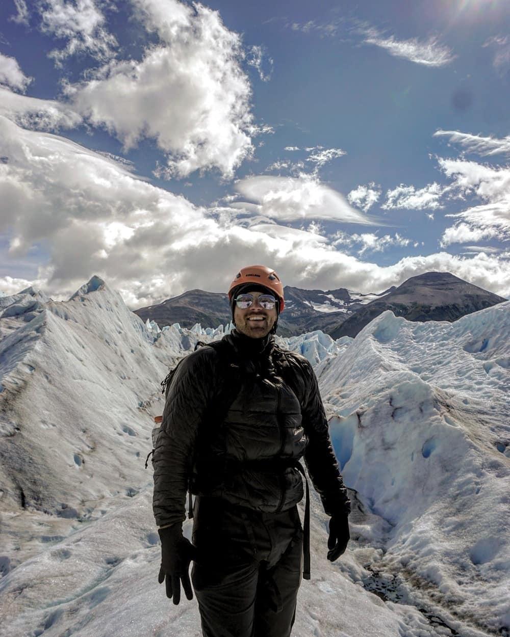 Ice Trek Perrito Moreno
