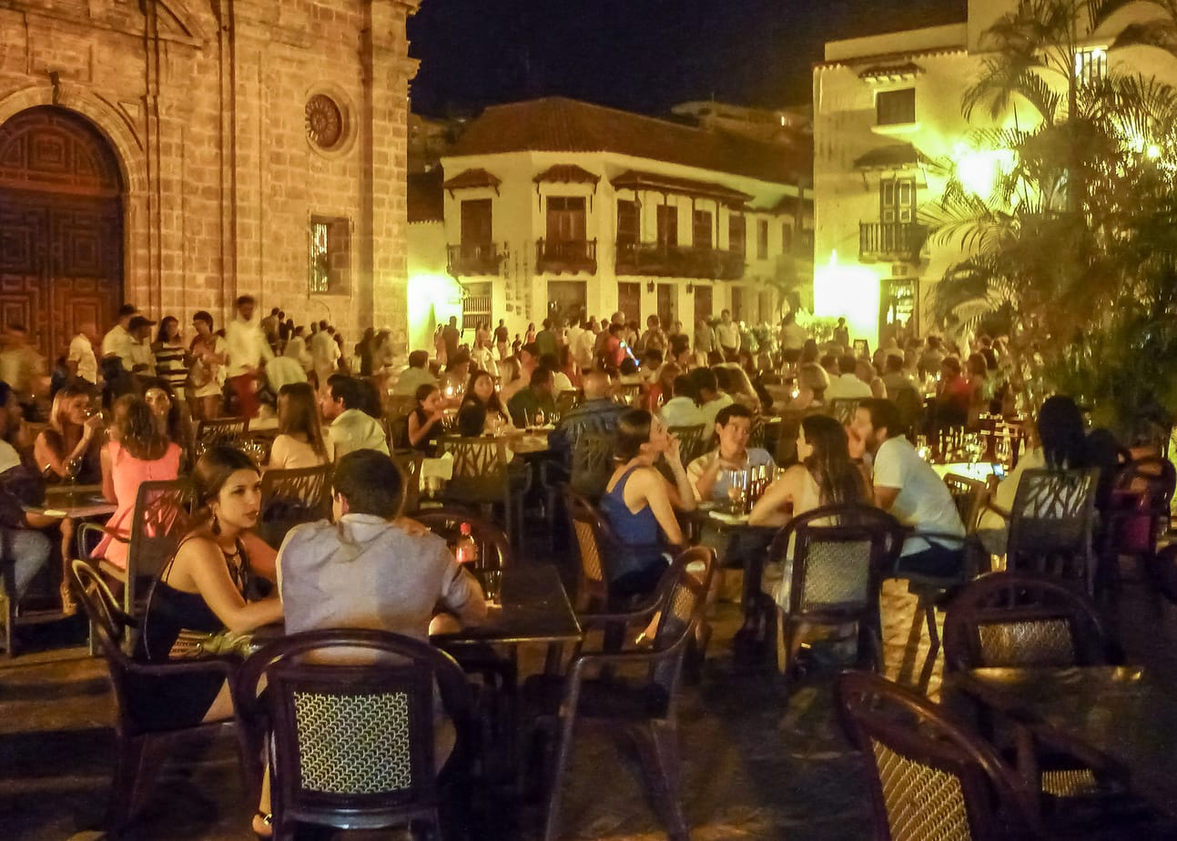 Cartagena nightlife
